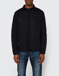 Rogue Territory Work Shirt Stealth Denim Black