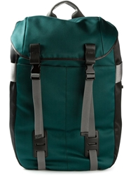 Lanvin Sports Backpack Green