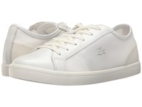 Lacoste Straightset 217 1 Off White Women's Shoes