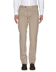 Refrigiwear Trousers Casual Trousers Beige