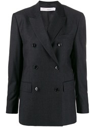 Iro Double Breasted Fitted Blazer 60