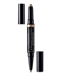 Christian Dior Dior Beauty Limited Edition Diorshow Colour And Contour Eyeshadow And Liner Duo Glowing Gardens Collection Purple 757 Orchid 157 Iris