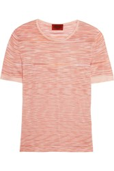 Missoni Crochet Knit T Shirt