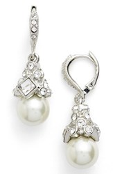 Women's Givenchy Faux Pearl Drop Earrings