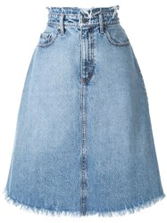 Nobody Denim Vita Midi Skirt 60