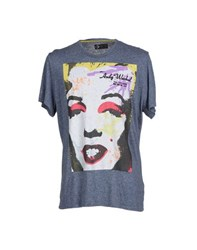 Andy Warhol By Pepe Jeans Topwear T Shirts Men