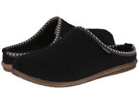 Foamtreads Concord Black Men's Slippers