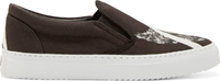 Marcelo Burlon Black And Grey Hermosa Sneakers