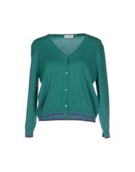 Who S Who Cardigans Emerald Green