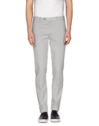Nicwave Trousers Casual Trousers Men Light Grey