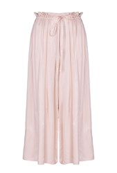 Ghost Penny Trousers Pastel Pink