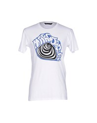 Marc By Marc Jacobs T Shirts White