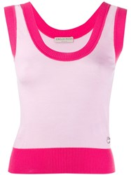 Emilio Pucci Sleeveless Knitted Top 60