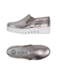 Jeffrey Campbell Footwear Low Tops And Trainers Women Silver
