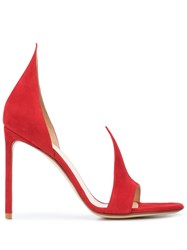 Francesco Russo Structured High Heel Sandals 60