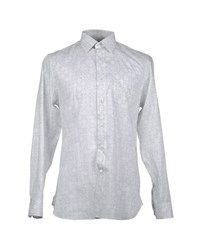Hardy Amies Shirts Long Sleeve Shirts Men