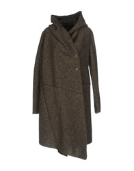Poeme Bohemien Coats Lead