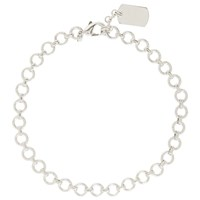 Mounser Silver Wisteria Collar Necklace