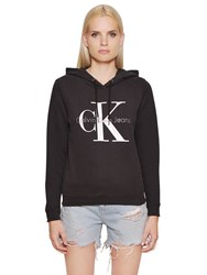 Calvin Klein Jeans True Icon Hooded Cotton Sweatshirt