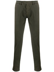 Frankie Morello Slim Fit Chino Trousers 60
