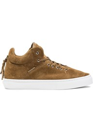Clear Weather Honey Pig Suede The One Ten Shoes