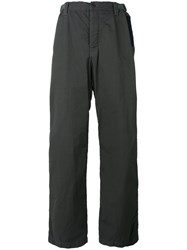 Sacai Over Dyed Cargo Trousers Grey