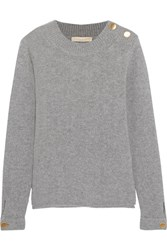 Vanessa Bruno Wool And Cashmere Blend Sweater Gray