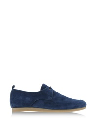 C.B. Made In Italy Moccasins Blue