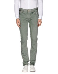 Tommy Hilfiger Denim Denim Denim Trousers Men Green