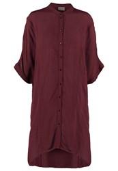 Vero Moda Vmnewness Shirt Decadent Chocolate Brown