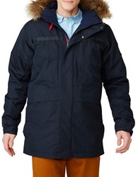 Helly Hansen Coastal Waterproof Parka Navy