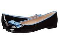 Furla Allegra Ballet Flat Onyx Women's Flat Shoes Black