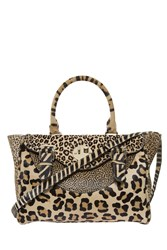 Hill And Friends Happy Leopard Satchel Animal