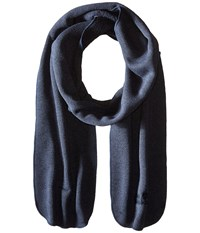 Jack Wolfskin Caribou Scarf Night Blue Scarves Navy