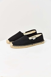 Soludos Canvas Dali Espadrille Shoe Black