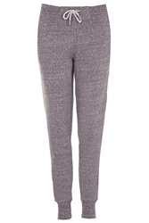 Topshop Flecked Skinny Fit Joggers Grey