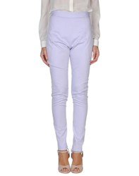 Alex Vidal Trousers Casual Trousers Women Lilac