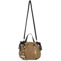See By Chloe Tan Small Flo Tote