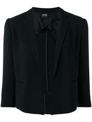 Aspesi Blazer Jacket Black