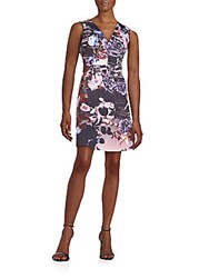 Clover Canyon Poetic Petals Dress Multi