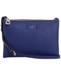 Guess Trudy Small Crossbody Blue