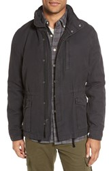 James Perse Men's Modern Utility Jacket