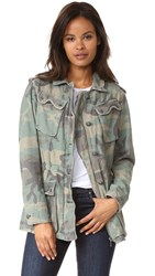 Free People Not Your Brother's Jacket Camo