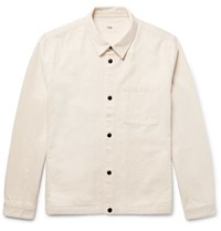 Folk Orb Denim Jacket Cream