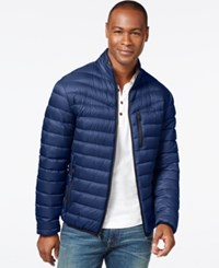 Inc International Concepts Solid Down Packable Jacket Only At Macy's Berry