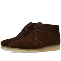 Clarks Originals Weaver Boot Brown