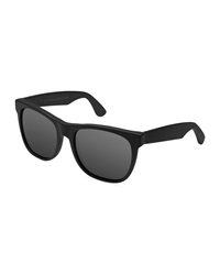 Super By Retrosuperfuture Classic Plastic Sunglasses Black