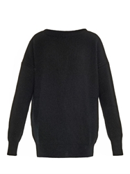 Tomas Maier Extreme Ribbed Cashmere Sweater