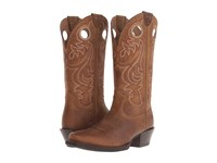 Ariat Sport Square Toe Powder Brown Cowboy Boots