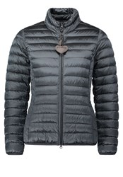 Betty Barclay Quilted Down Jacket Dark Blue